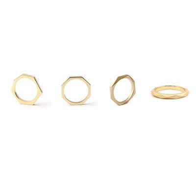 geometrische ringen