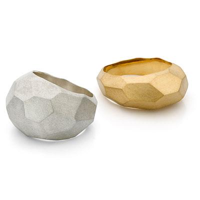 Geometrische ringen.