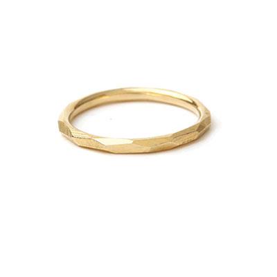 stack ring van goud