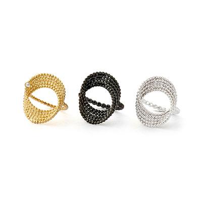 Ringen van de Mobius collectie.