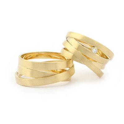 Stoere trouwringen