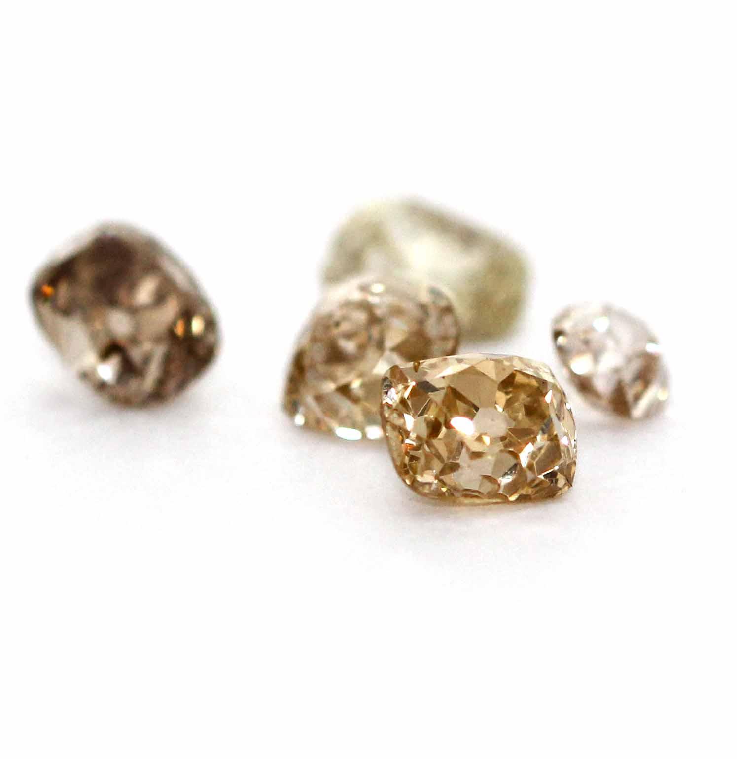 antieke diamant
