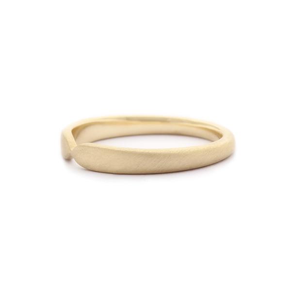 Handgemaakte en unieke trouwringen van Atelier LUZ